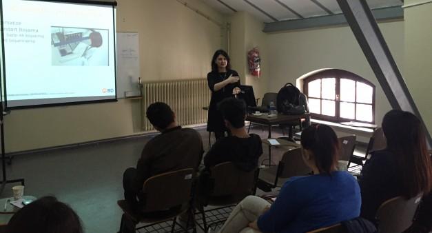 """12 Nisan 2017 """"Sure-Path TM Sıvı Bazlı Sitopatoloji"""" Eğitim Semineri"""